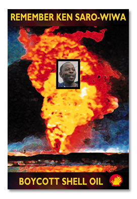 Shell Oil to settle landmark lawsuit over death of Nigerian activist, Ken Saro-Wiwa
