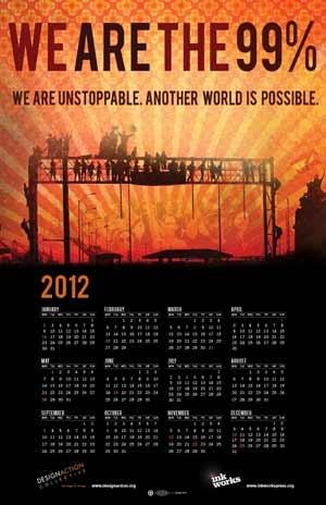 2012 Calendar/Poster