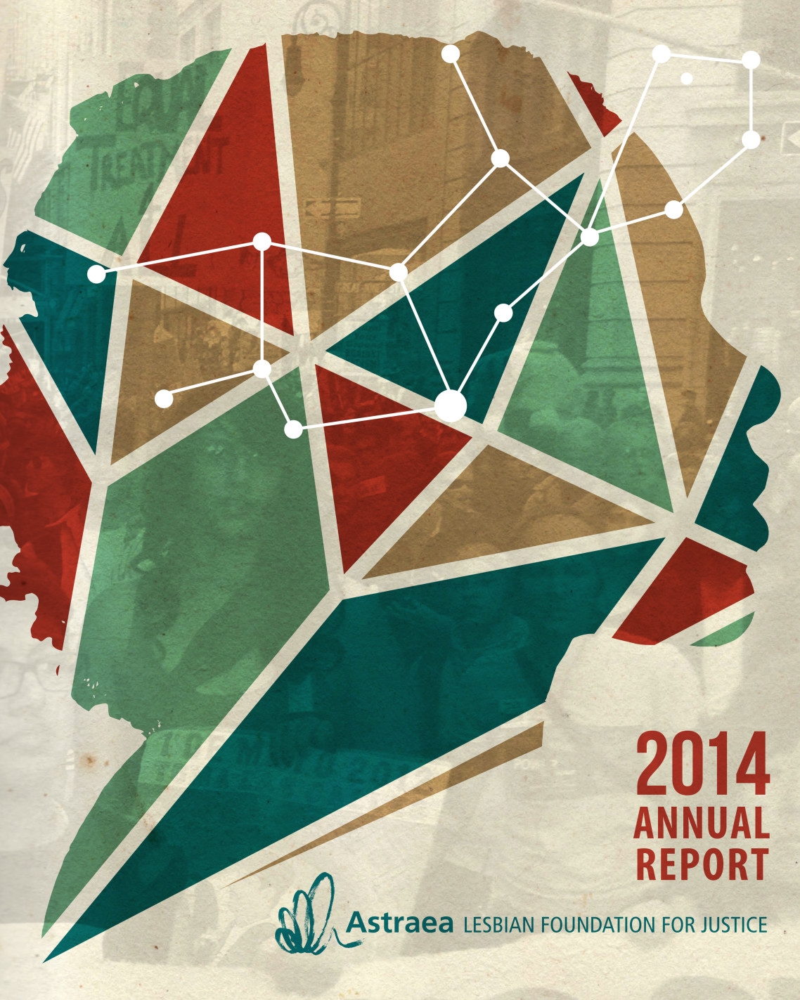 Astrea Lesbian Foundation For Justice Annual Report 2014