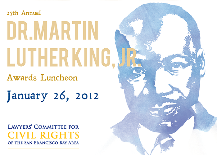 Lawyers Committee for Civil Rights MLK Luncheon