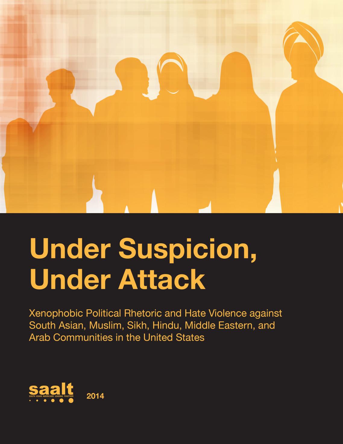 Under Suspicion, Under Attack