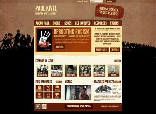 PaulKivel.com