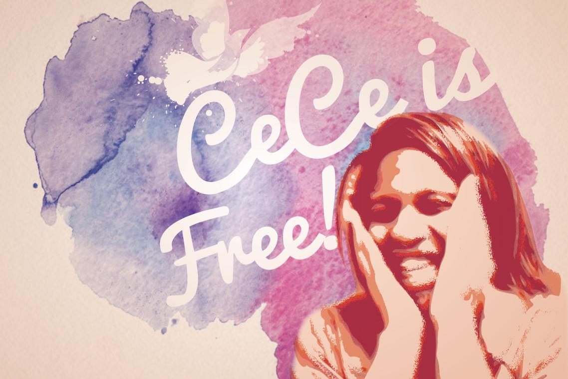 CeCe is Free!