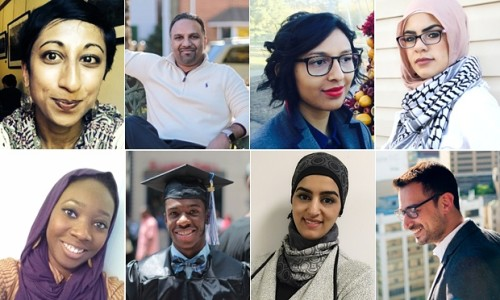 The Guardian: 'This is who we are': eight portraits of Muslim Americans