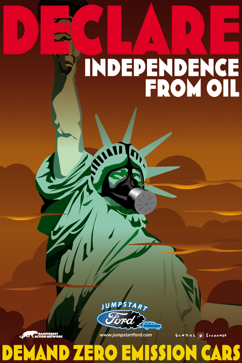 Declare Independence From Oil