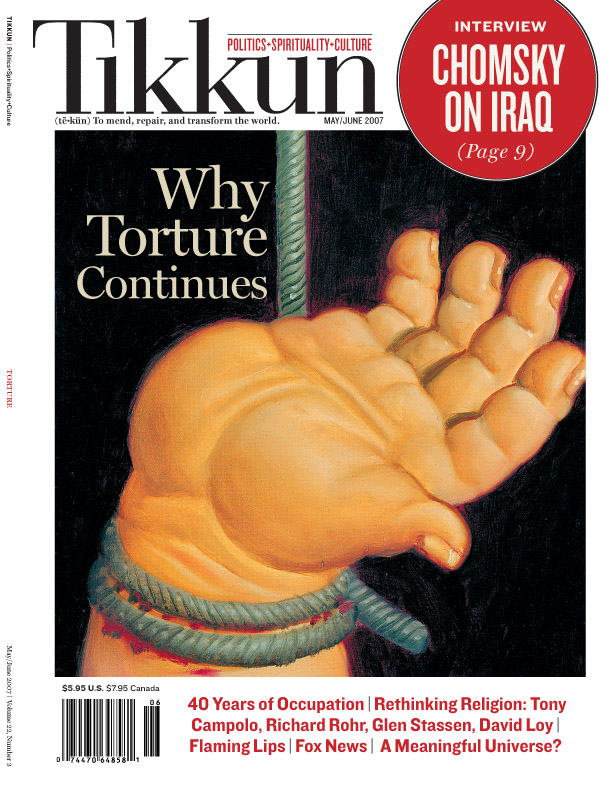 Why Torture Continues