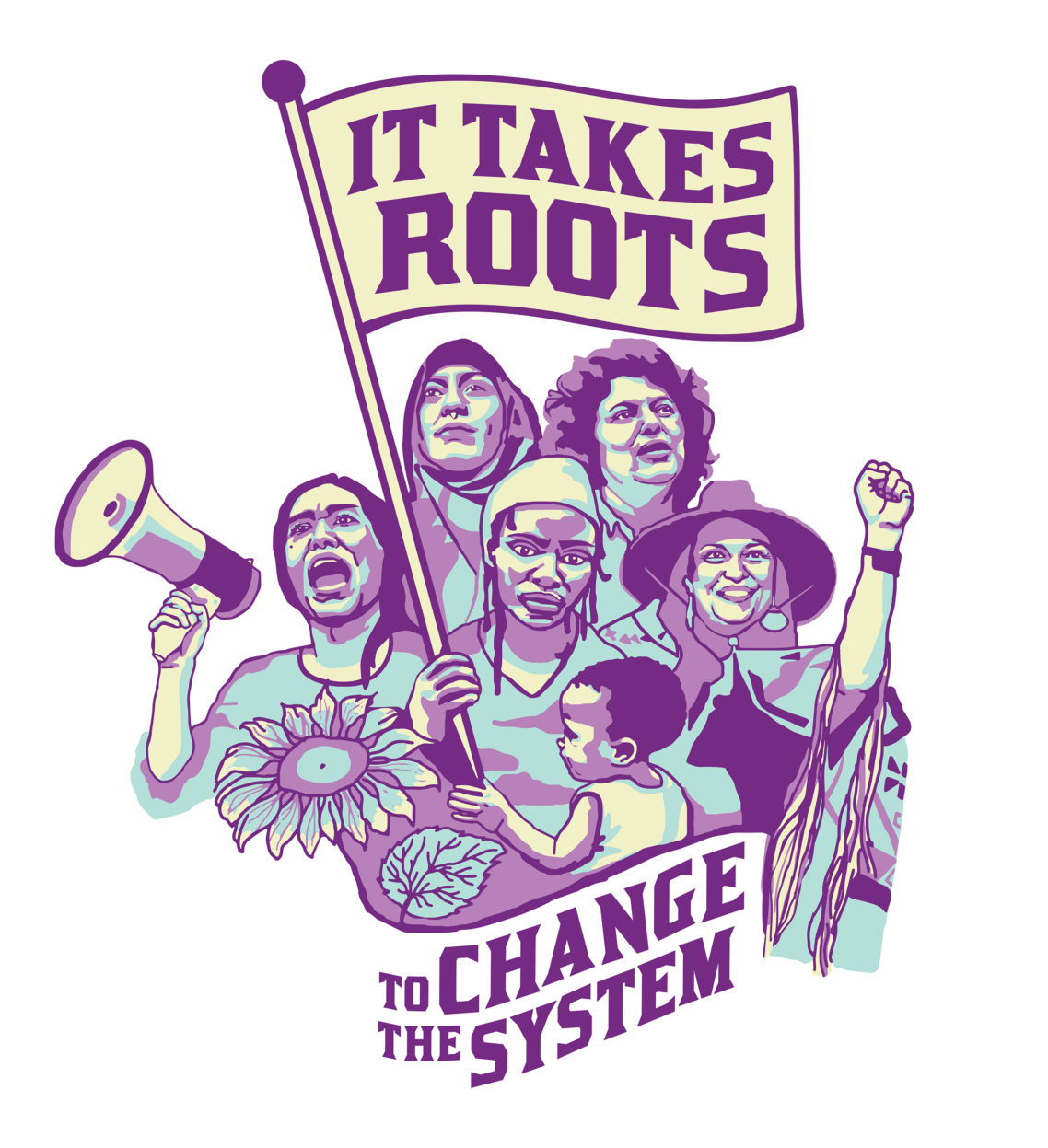 It Takes Roots People's Caravan