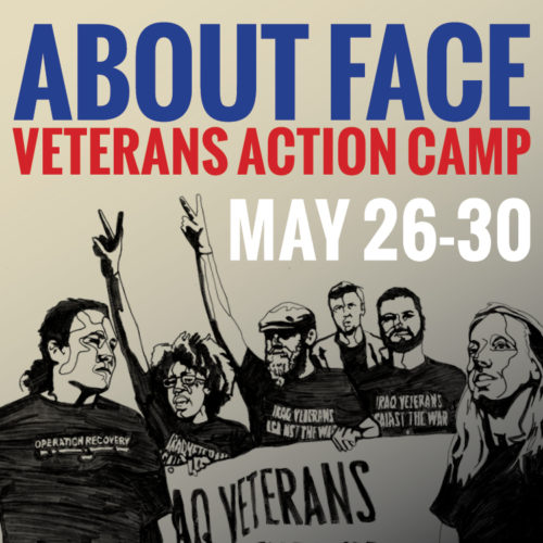 About Face Action Camp