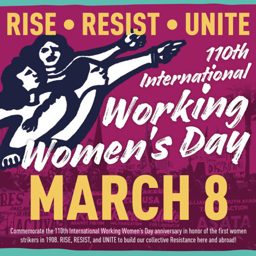 110th International Working Women's Day