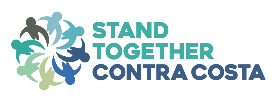 Stand Together Contra Costa County Logo