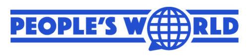 People's World Logo