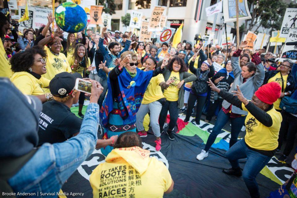 flashmob sol2sol